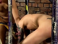 Young gay boys bondage beach xxx Fucked And Fed Over And