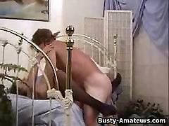 leni lan yan amateur scene amateur Serena loves riding on cock