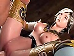 3D Animated Horny Princess Hard Sex