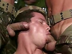 Nipple worship from Jungle Heat