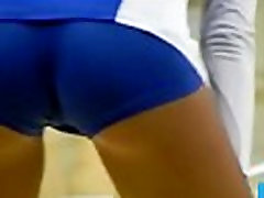 fabulous nabalik xxxx video 2018 toes for a volleyball team