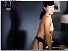Vintage Bettie Page