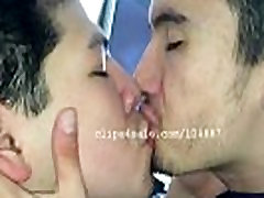 Bae and Iago Kissing