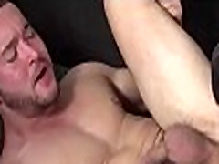 Unshaved gay mind blowing anal