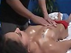 sleeping sex dad massage clip scene