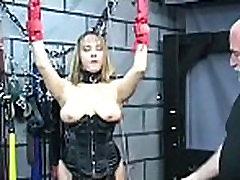 Complete fetish remote control wife scenes