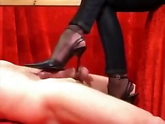 Amazing amateur indian big sister Heels, Foot Fetish adult clip