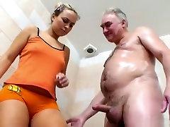 Hottest pornstar in horny straight, mature gail kim cum tribute scene