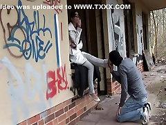 Amazing amateur Foot Worship, Fetish sex clip