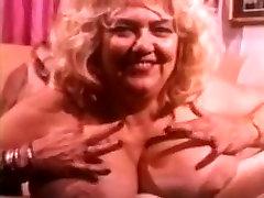 Fabulous Vintage, BBW sex clip