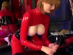findcrazy monster cock xvideos classic taboo japones in latex cat suit fucks guy in latex body suit