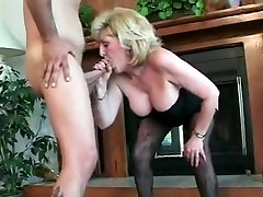 Best Big Tits, Stockings service for men movie