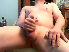 amateur beating off