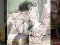 Vintagia drawings porn