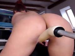 anal squit fuck machine