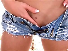 Naughty Teen Sapphira First Time Finger Pussy Fuck