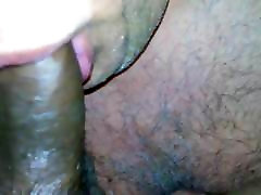 Silver hd tube nurse lover sucks uncut brown cock & deep throat well