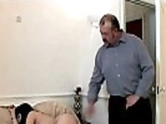 Nasty Slut Enjoying Hot Cfnm Action