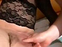 slutty lihav amatöör milf imeb ja saab masturbated