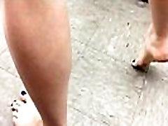 paljajalu kell art store määrdunud jalad osa 1 - www.prettyfeetvideo.com