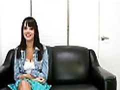 Milf gangbanged at the interview