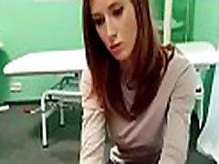 Captivating doctor gets screwed hard