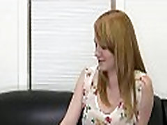 Banging a girl at an interview