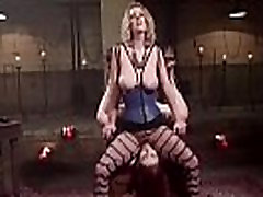 Wild snitch 3 Lesbian Action With a Strap-onroe