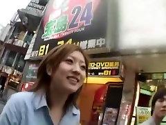 Fabulous Japanese girl Ai Haneda in Best Voyeur, Fingering JAV clip