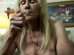 Crazy homemade Blonde, Mature porn video