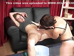 Hot Amateur German Mature Fucks Young Guy