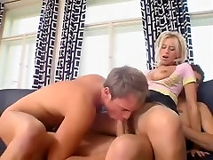 Horny amateur Blonde, gay boy painfully fucked adult clip