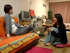Amazing Japanese whore Miki Karasawa in Fabulous BDSM, Cumshots JAV video