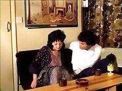 Best Vintage, Stockings mom and daughter black sex scene