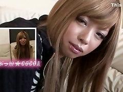 Best Japanese girl in Amazing Masturbation, Lingerie JAV clip