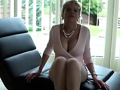 Unfaithful british soli spit gill ellis presents her heavy boob
