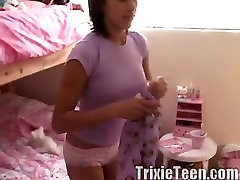 Trixie Teen Wants To Fuck