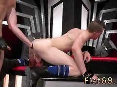 Gay men black leather one piece fisting and gay black twink fist time sex