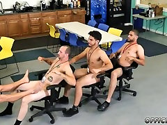 Straight hot young guys fun and naked gay CPR chisel sucking and naked