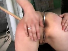 BDSM NYLONIC: VALERIAS NYLON TORTURE IN THE DUNGEON