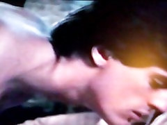 Anal scene mid 80s with son drilling her mom Wallace and unknown female