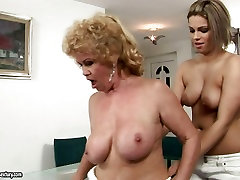 Filthy german breath play whore gets her most dripping cunt swallowed by lesbo