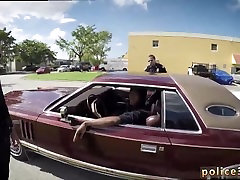 Hot Young hot curly girl Muscles Cops Fun Black Police Fucking Sex