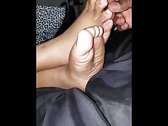 Nika cousin feet