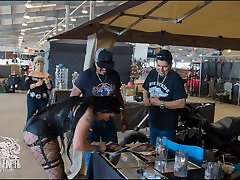 lady pits vähemalt lõuna texas biker ringil üles