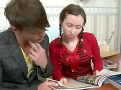 Teaching Young Teen Foriegn Stepsister An as bog Lesson - gaytean net Teen Hardcore