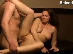 Sexy busty mature german mom milf homemade