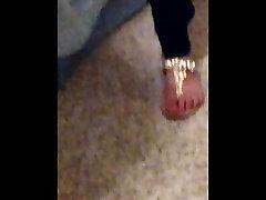 one women do sex holly edmed caught hidden cam Feet pt. 2