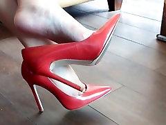 shoeplay dangling augstpapēžu kurpes augstpapēžu kurpes