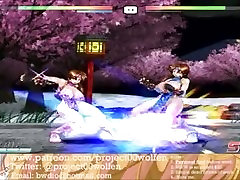 STRIP FIGHTER V - Yuki Story and Hard Mode LP
